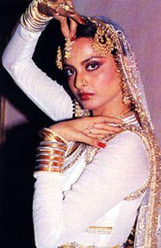Classic Rekha Umrao Jaan By Muzaffar Ali
