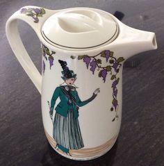 De 33 Bedste Billeder Fra Arts Craft Porcelain På Pinterest
