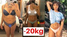 COMMENT J'AI PERDU 20KG / Dairing Tia - YouTube Bikinis, Swimwear, Weight Loss, Youtube, Intermittent Fasting, Anorexia, Behavior, Exercises, Bathing Suits