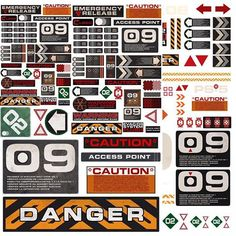 Image result for sci fi decals