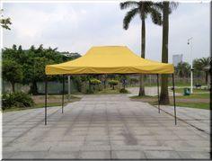 Outdoor Canopy Shelter Gazebo 10x15 Party Backyard Shade Steel Fabric Yellow US $189.99#OutdoorCanopyShelterGazebo