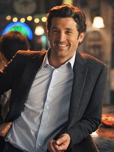 For the record, there is nothing like an attractive doctor. Dr. Derek Shepherd