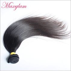 Maxglam Hair Brazilian Virgin Hair Straight 6A 3pcs/lot Soft and Nice brazilian hair weave bundles Beautiful Luster human hair - http://www.aliexpress.com/item/Maxglam-Hair-Brazilian-Virgin-Hair-Straight-6A-3pcs-lot-Soft-and-Nice-brazilian-hair-weave-bundles-Beautiful-Luster-human-hair/32222803782.html