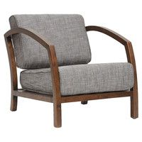Veronica Arm Chair - but would want a different color upholstery