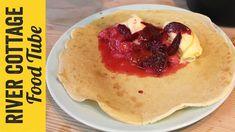 Fruity Pancake   Gill Meller   River Cottage #mypancakeday (+playlist)