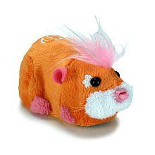 Zhu Zhu Pets V9 Hamster - Pumpkin by Cepia. $26.99. Zhu Zhu Pets V9 Hamster - Pumpkin. Holy Habitrail! A rainbow has exploded across the Zhu-niverse?, and now you can find your favorite ZhuZhu's in fantastically fun, bright colors! Pumpkin got her name because she was born on Thanksgiving. Fall is definitely her favorite time of year, and she loves to play in the leaves! She actually loves to be outside more than anything and some her most favorite times are looking a...