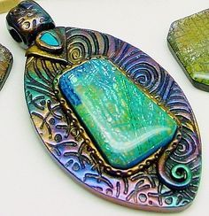 Free Polymer Clay Jewelry Projects | polymer Clay