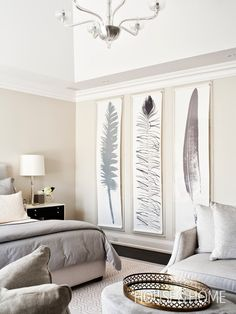 Soothing Sanctuary | Photo Gallery: Jennifer Worts Interiors | House & Home | Photo by Ted Yarwood