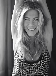 I can only hope that I look like Jennifer Aniston in my 40's.
