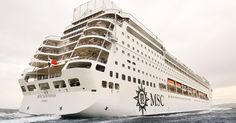 MSC Sinfonia Itineraries: 2016 Schedule on Cruise Critic