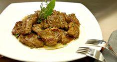 τηγανιά με χοιρινό - η συνταγή του ένδοξου μεζέ - Pandespani.com Kitchen Stories, Pork, Ethnic Recipes, Gourmet, Greek, Birthday, Pork Roulade, Pigs, Pork Chops