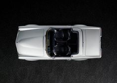 The Art of Pagoda Car Top View, Classic Mercedes, Top Cars, Cool Pictures, Classic Cars, Automobile, 1, Train, Artworks
