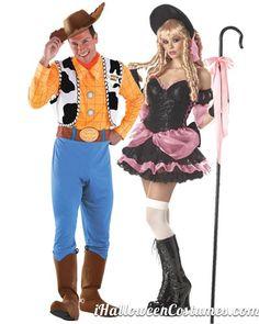 And bo peep cute couples costume idea halloween costumes 2013 more