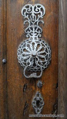 Ottoman Doorknob & Osmanlı Kapı Tokmağı