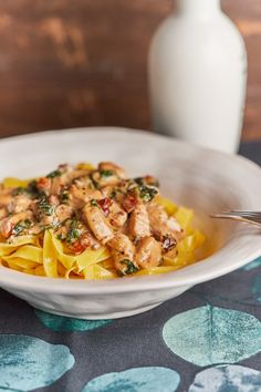 Pasta Recipes, Chicken Recipes, Cooking Recipes, Healthy Recipes, Italian Soup, No Cook Meals, Food Inspiration, Macaroni And Cheese, Food Porn