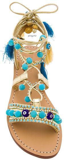 Balls & Beads, Feathers & Gold ננ ⚜ Boɧo Ꮥคภdคɭs ⚜ Ꮥṭrѧpʂ & Ꮥṭoภƹʂ ⚜ננ