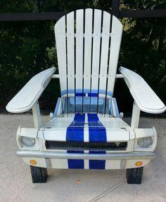 Adirondack Chairs | The WHOot
