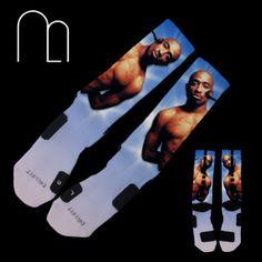 2pac Nike Elite Socks