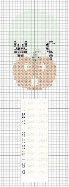 Free Beez X Stitch Patterns
