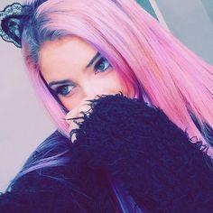 carrington♡ (@carringtondurham) • Instagram photos and videos ❤ liked on Polyvore featuring carrington durham, carrington and hair