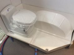 Details about Shower Tray Campervan Conversion Motorhome Fiat Peugeot Citroen Mercedes Crafter -