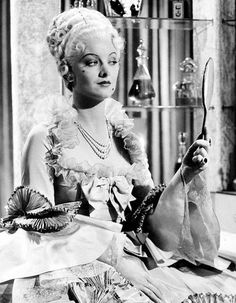 Myrna Loy as Billie Burke in The Great Ziegfeld 1936 Golden Age Of Hollywood, Classic Hollywood, Old Hollywood, The Great Ziegfeld, Billie Burke, William Powell, Russian Wedding, Perfect Wife, Hero's Journey