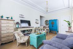 Квартира 52 м² в стиле прованс на Якиманке – Идем в гости
