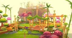 Momonga Pinball Adventures - Panda's Sanctuary