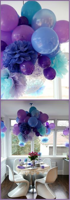 Party ●  Purplicious...my grandchildren will love this!