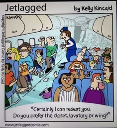 Enjoy hundreds of flight crew and passenger themed cartoons, created by current . Enjoy hundreds of flight crew and passenger themed cartoons, created by current flight attendant Ke