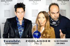 Tenemos que perfeccionar nuestra mirada #BlueSteel para ver #Zoolander2 con @cirocvodka  @fede_dejuan  #rightnow #monday #winter #Madrid #film #BenStiller #aceroazul I  Zoolander by estefaniac2t
