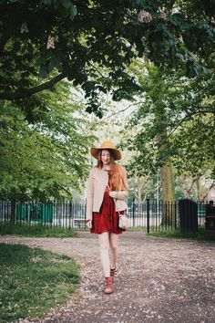 Outfit: Summer Walk