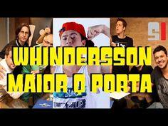 Maior do Brasil: do Interior do Piauí para o Mundo! Whindersson ultrapassa Porta dos Fundos