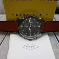 42 Best Jam tangan FOSSIL images in 2019   Fossil, Watches