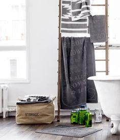 ladder towels H&M DE