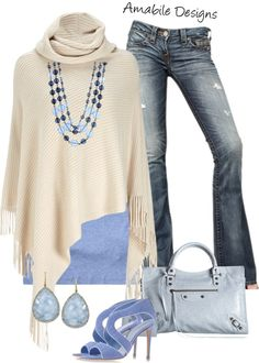 """""""Casual Winter"""" by amabiledesigns on Polyvore"""