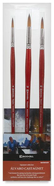 Alvaro Castagnet Signature Brush Set - great gift idea