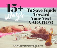 """Travel is necessary for some, a want for others and a dream for the majority. Do you remember the days of vacation """"savings jars"""" that held dirty pennies and days' end change in hopes that one day you'd have enough saved to take a weekend trip..."""