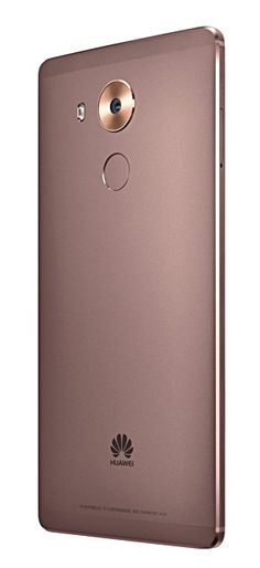 Huawei has launched the Mate 8