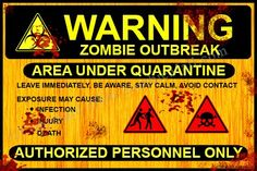Zombob's Zombie News and Reviews: Some Scientific Reasons Why a Zombie Outbreak Woul...