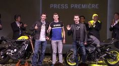 2015 EICMA Yamaha Global Press Premiere In Milan (VIDEO)