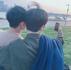 🙈baby and daddy🙈 Korean Boys Ulzzang, Ulzzang Couple, Ulzzang Boy, Gay Aesthetic, Couple Aesthetic, Korean Couple, Boys Like, Girls In Love, Lgbt