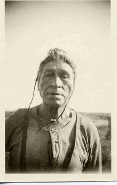 Fine Day (aka John Fine Day) - Cree - 1925