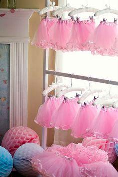 The Party Wagon - Blog - BEAUTIFUL BALLERINA BIRTHDAYPARTY