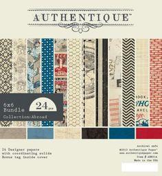 Abroad | Authentique Paper