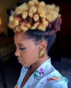 funky natural updo for short hair Haar afro 50 Cute Updos for Natural Hair Short Hair Updo, My Hairstyle, Afro Hairstyles, Black Women Hairstyles, Curly Hair Styles, Natural Hair Styles, Wedding Hairstyles, Teenage Hairstyles, Wedding Updo