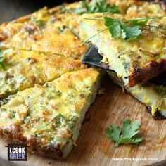 If you are watching carbohydrates and calories, but want high protein, you really can't do much better than this quiche. Making it crustless cuts out a lot of carbs and calories. Easy Frittata Recipe, Frittata Recipes, Asparagus Quiche, Asparagus Recipe, Menu Weight Watchers, Growing Winter Vegetables, Crunch, Best Breakfast, Breakfast Recipes