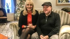 They say you should never meet your heroes in case they disappoint. Miriam O'Callaghan met hers - Van Morrison. Van Morrison Albums, Irish Singers, Northern Irish, Pop Hits, St Louis Blues, Brown Eyed Girls, Poses For Photos, Record Producer, The Man