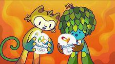 olympische spelen 2016 mascotte - Google zoeken