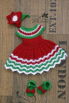 42 Adorable Crochet Baby Dress Patterns Images for baby dresses crochet free;This Pin was discovered by АлеCrochet watermelon dress with crown and shoes this one is Crochet Baby Dress Pattern, Baby Dress Patterns, Crochet Baby Clothes, Doll Patterns, Crochet Patterns, Crochet Baby Dresses, Crochet Toddler, Crochet For Kids, Easy Crochet